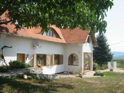 Haus Seeblick in Balatonederics