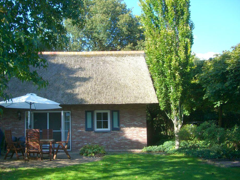 Das Haus mit Terrasse