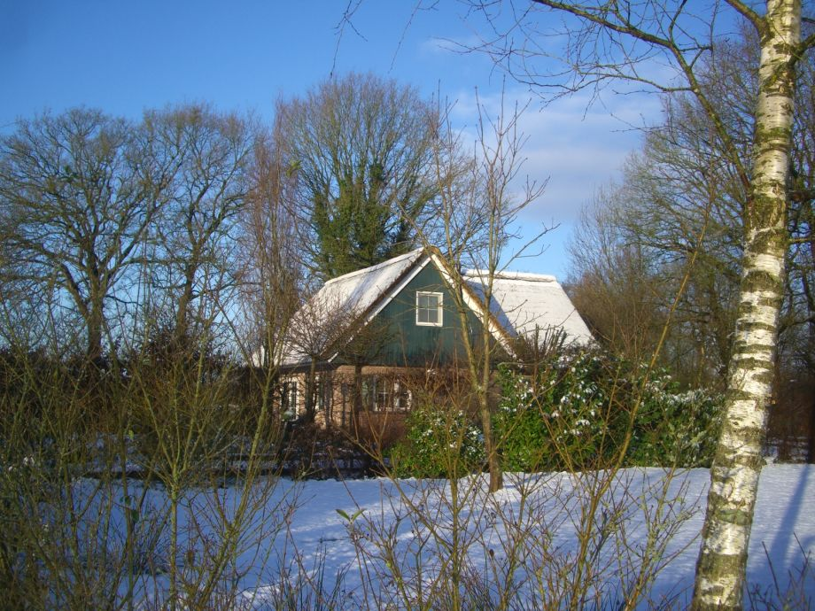 Winter in den Niederlanden