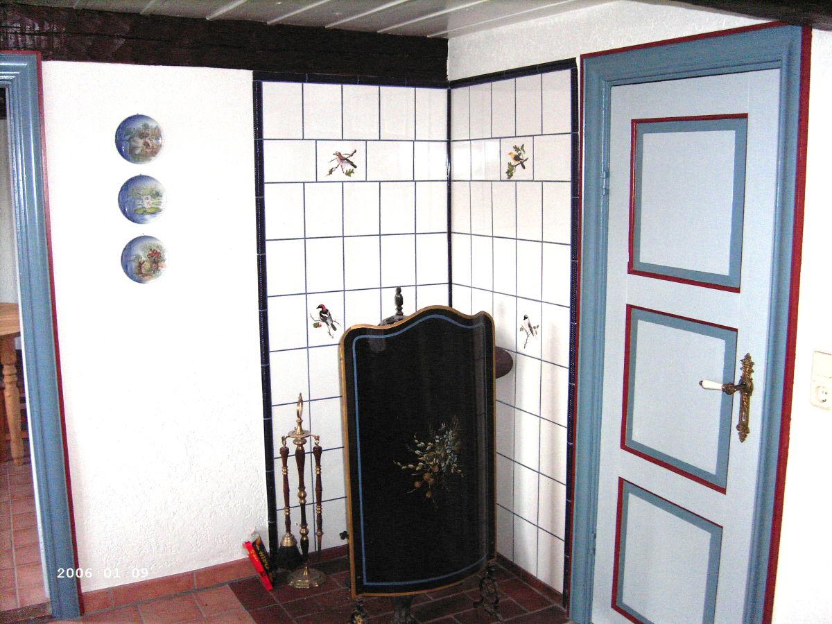 ofen wohnzimmer kosten:Ferienhaus Min lütt Hus, Flensburger Förde – Frau Iris Duborg