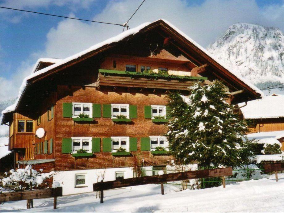 Haus Wille Winter