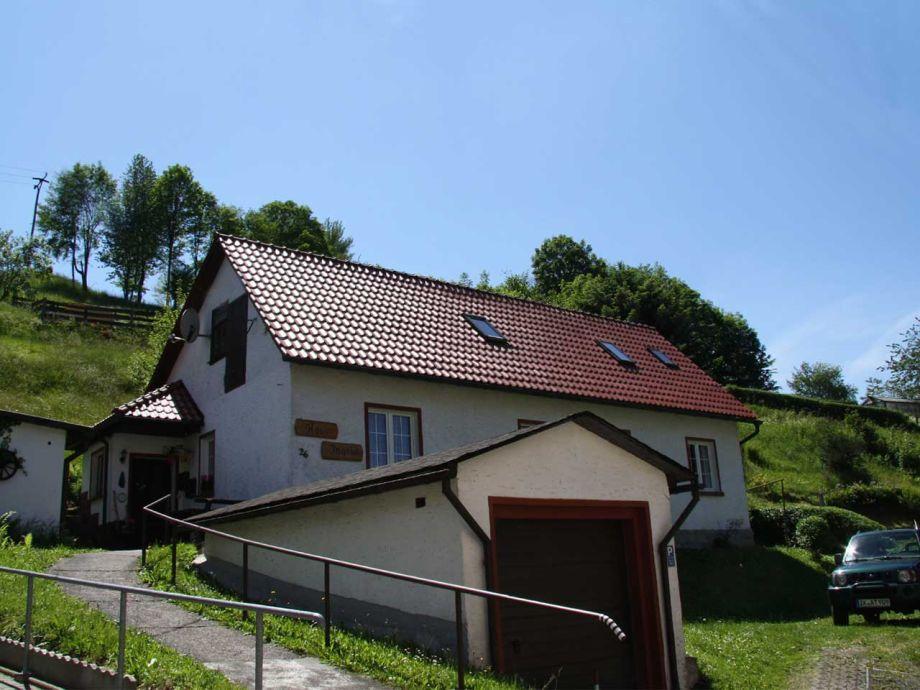 """Ferienhaus """"Haus Ingrid"""" im Erholungsort Gießübel"""