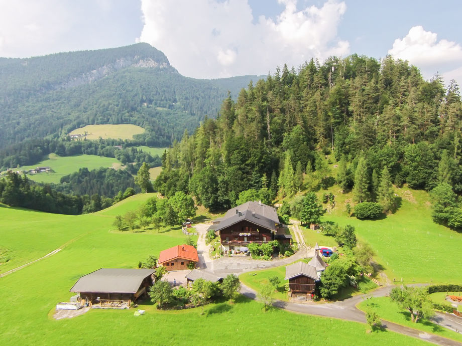 Luftbild Soderhof Richtung Norden
