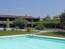 Villa Paradiso Landhaus mit großem Pool und Park
