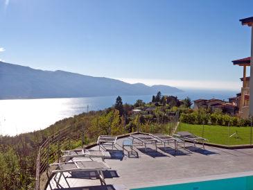 Ferienwohnung Scrigno - Apartment mit Balkon