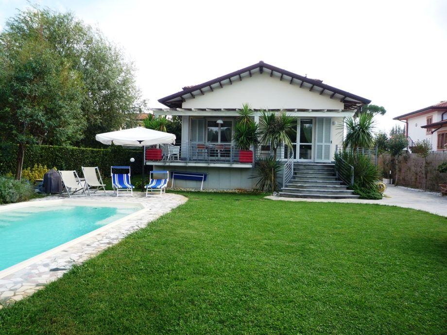 Villa Marina 2 mit Pool und Garten
