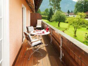Ferienwohnung Hirschberg im Gästehaus am Brunnen