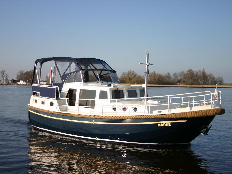 Duetvlet 1040 Marne / Yachtcharter Wetterwille