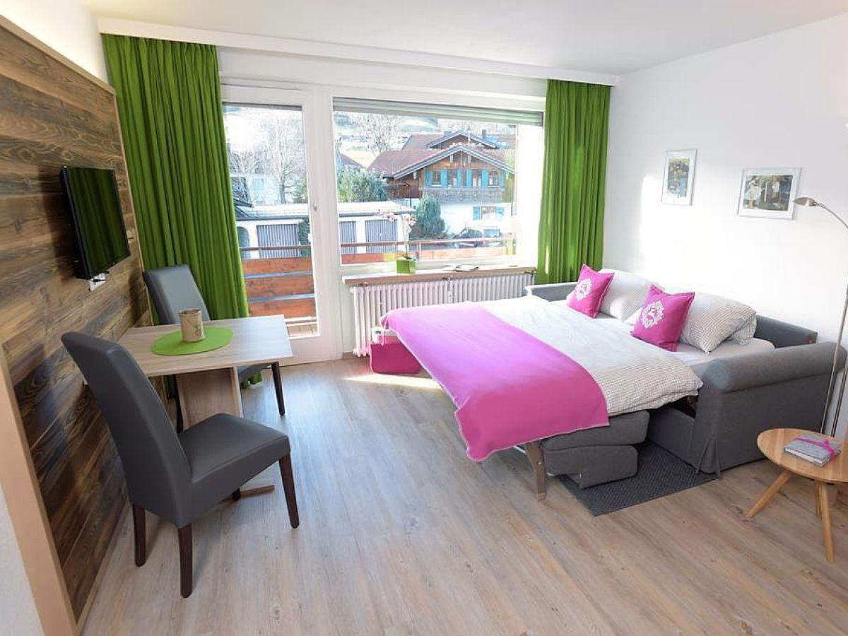 apartment klein fein oberallg u firma gasthof. Black Bedroom Furniture Sets. Home Design Ideas