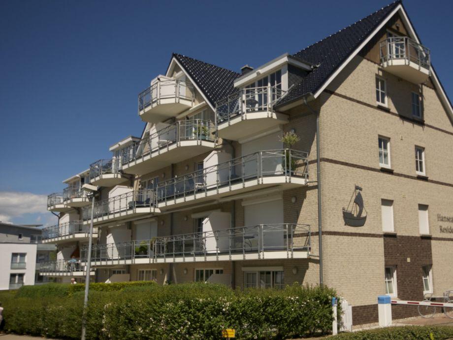 Außenaufnahme 19 in der Hanseaten-Residenz