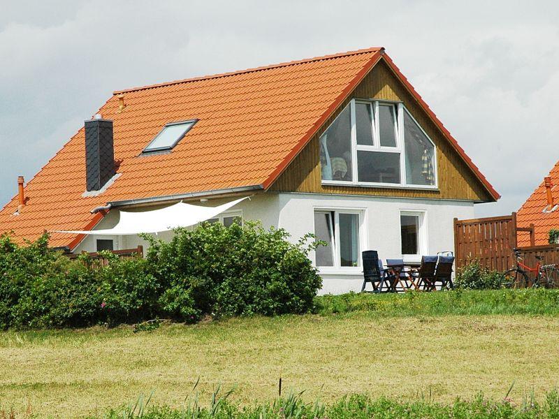Ferienhaus Meeresblick für 6-8 Pers., 150m zum Strand