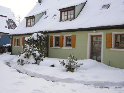 im Gästehaus Erich Meyer