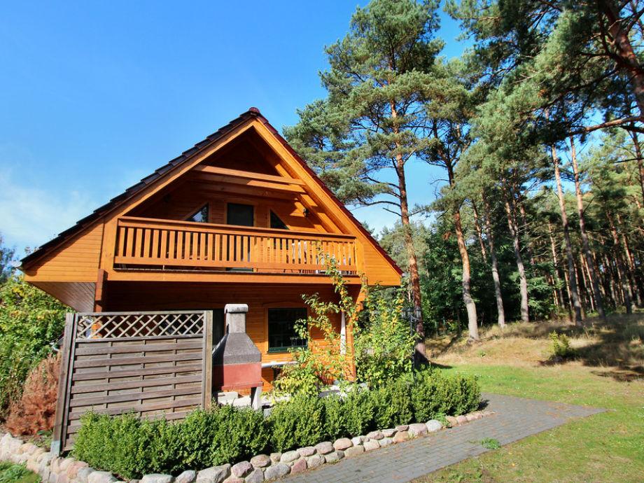 Ferien-Holz-Haus Fjord