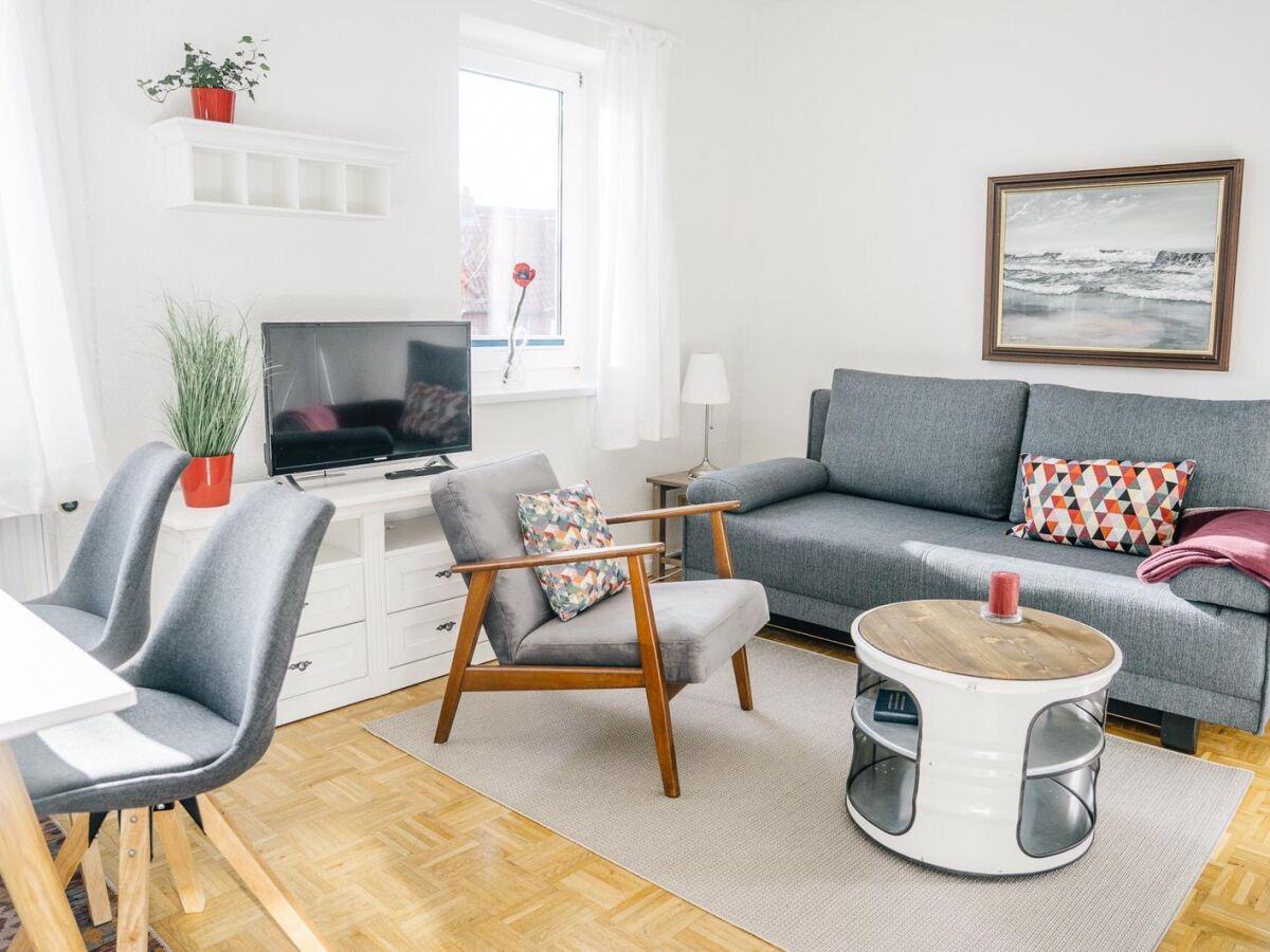 Ferienwohnung 2 Im Haus Will Norderney Firma Norderneyer Wohnungs Service Frau Dorota Henin