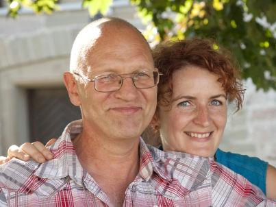 Your host Jürgen und Irina Greß