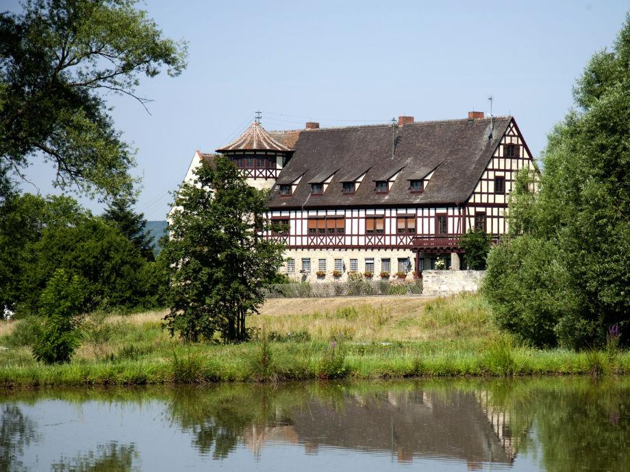 Gutshof Gress: Haupthaus