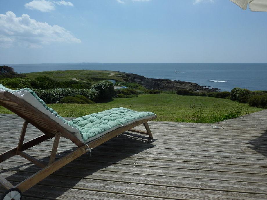 Ferienhaus mit wunderschönem Meerblick