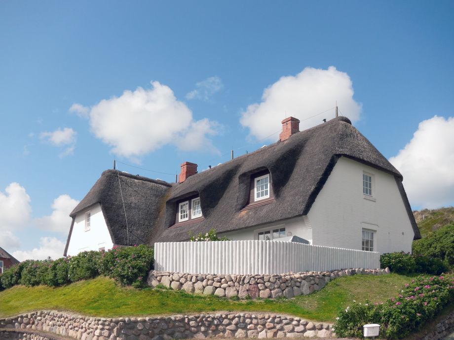 Außenansicht Haus Wattblick