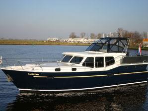 House boat Vacance 1200 Amazone