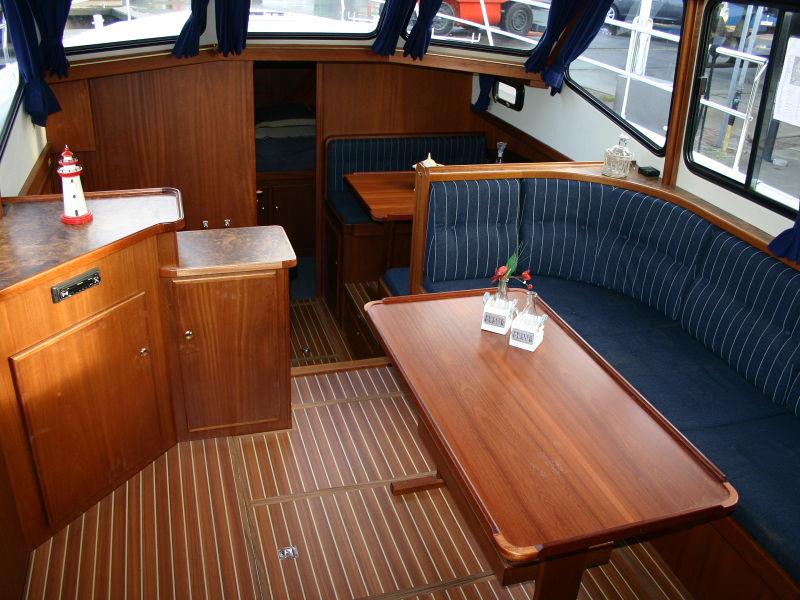 Hausboot Vacance 1200 Amazone
