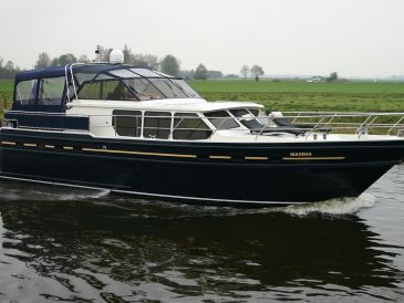 Hausboot Valk-Voyager 1450 Maxima