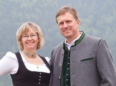 Ihr Gastgeber Gerhard u. Susanne Schwemmbauer