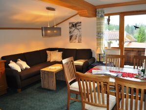 Ferienwohnung Familienwohnung im Gästehaus Schwemmbauer