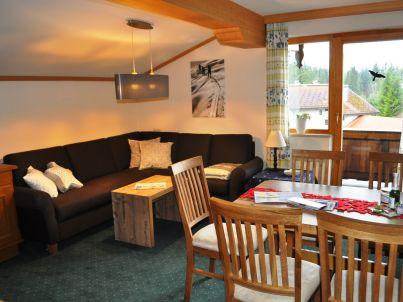 Familienwohnung im Gästehaus Schwemmbauer