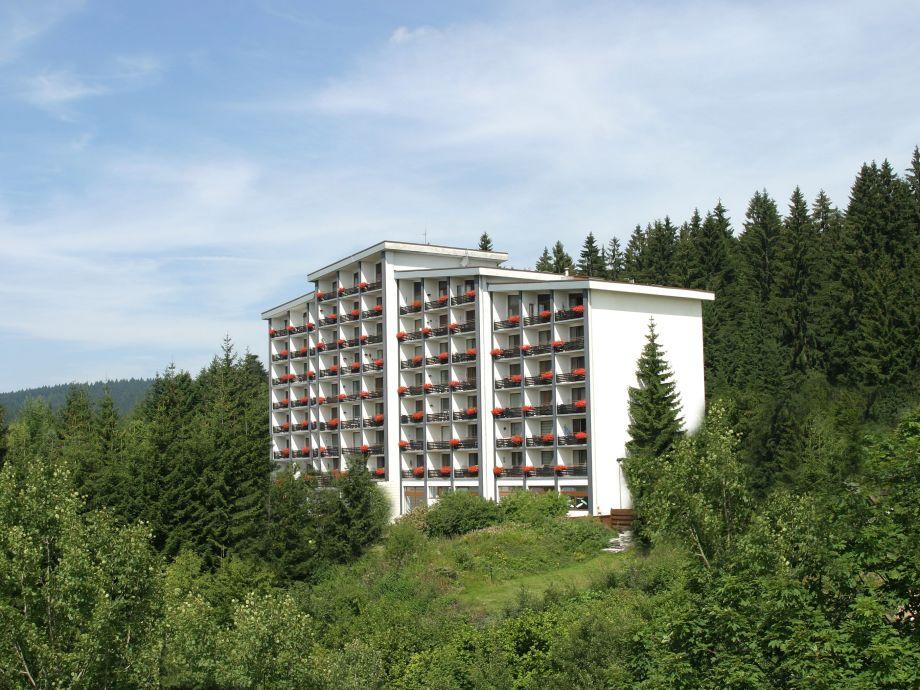 Aparthotel haus bayerwald bayerischer wald am for Appart hotel 45