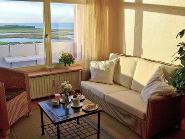 Ferienwohnung mit Panorama-Seeblick