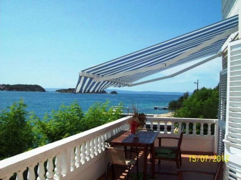 Ferienwohnung 6 Haus Draga- Direkt am Meer