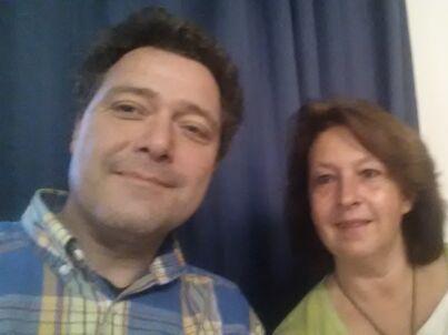 Ihr Gastgeber Astrid und Marco Cecchini