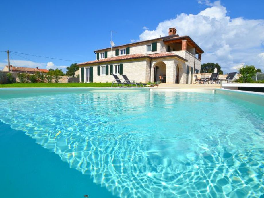 Villa Andrea swimming pool