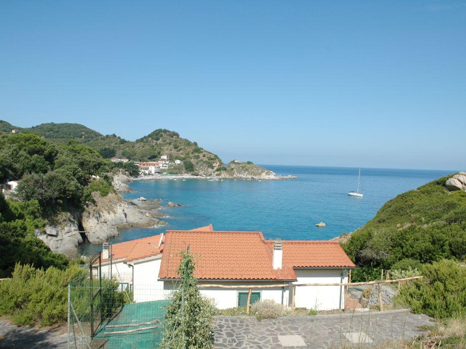Außenaufnahme Villa Cotoncello
