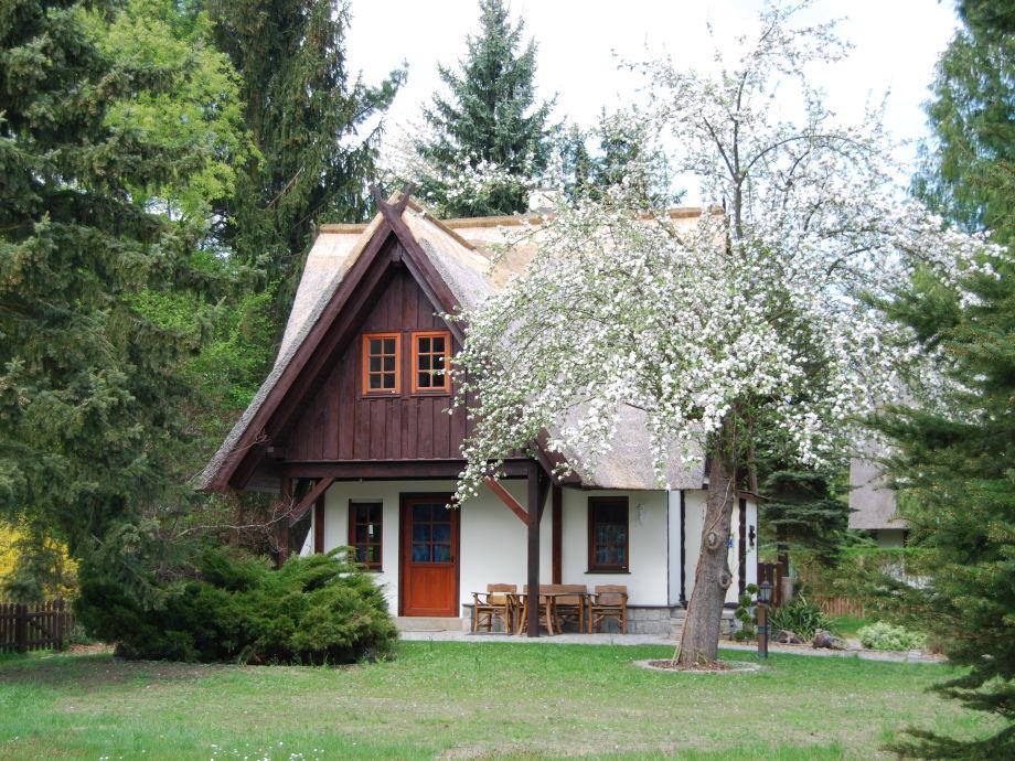Außenaufnahme Spreewaldhaus Harmonie