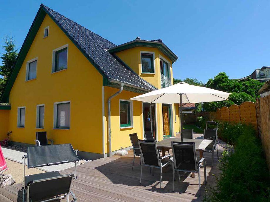 Haus ANNA: Terrasse