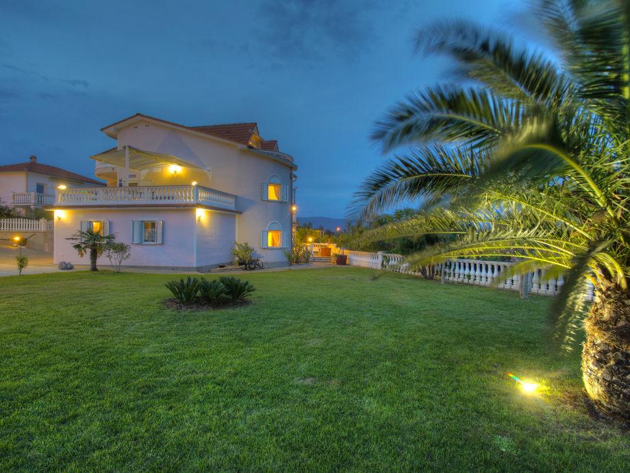 Außenaufnahme Villa Buric