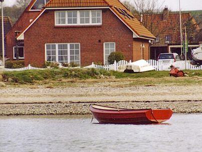 im Ostsee Strandhus am Meer