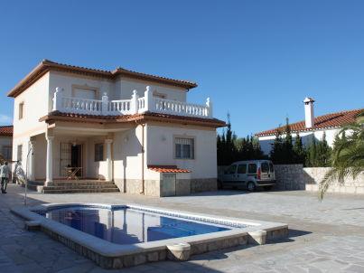Villa Alfonso mit Privatpool
