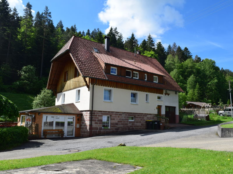 Holiday apartment in the Schwarzwaldhaus Zwink