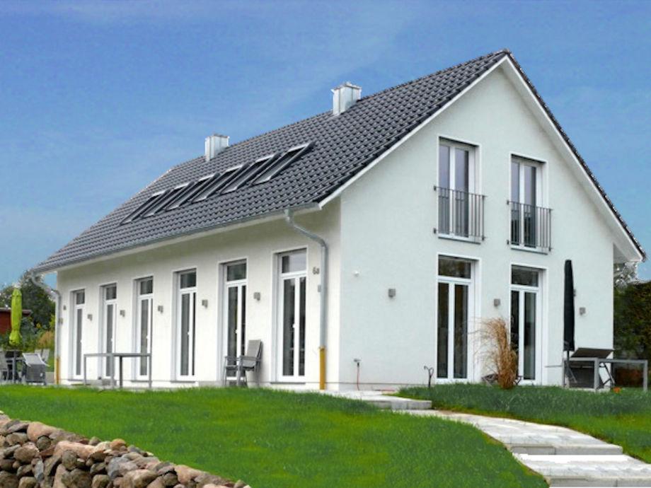 """Das Ferienhaus """"Wind&Wellen"""" Lauterbach/Rügen"""