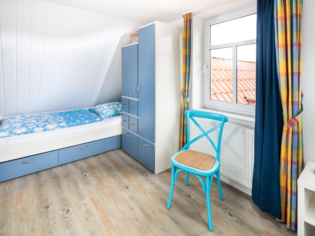 Ferienwohnung m wennest s dwesth rn 9c norderney frau ursula bombeck - Dachgeschoss schlafzimmer ...