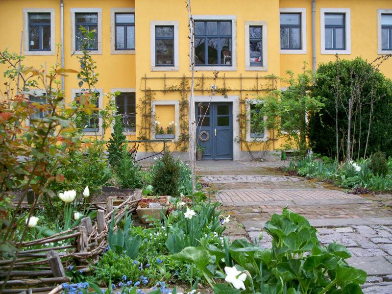 Ferienwohnung Dammschlösschen Dresden