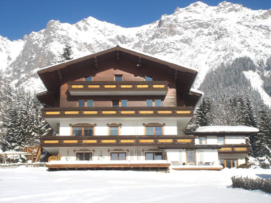 Pension Hoffelner im Winter