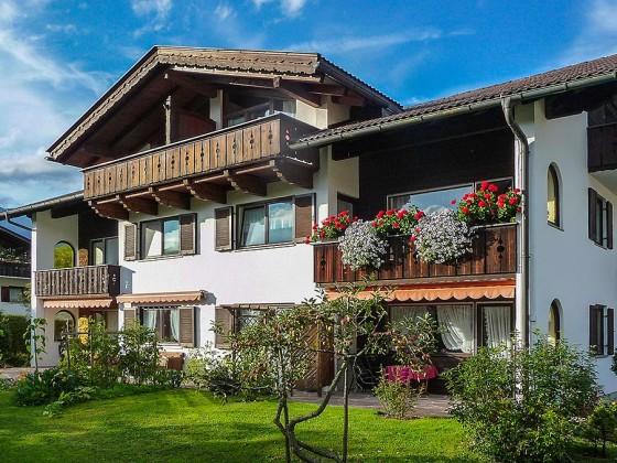 Ferienwohnung Wank im Haus Georg Garmisch Partenkirchen