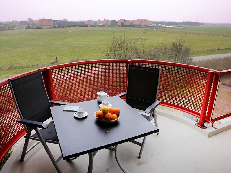 Luxus Apartment neben Strand, Ameland
