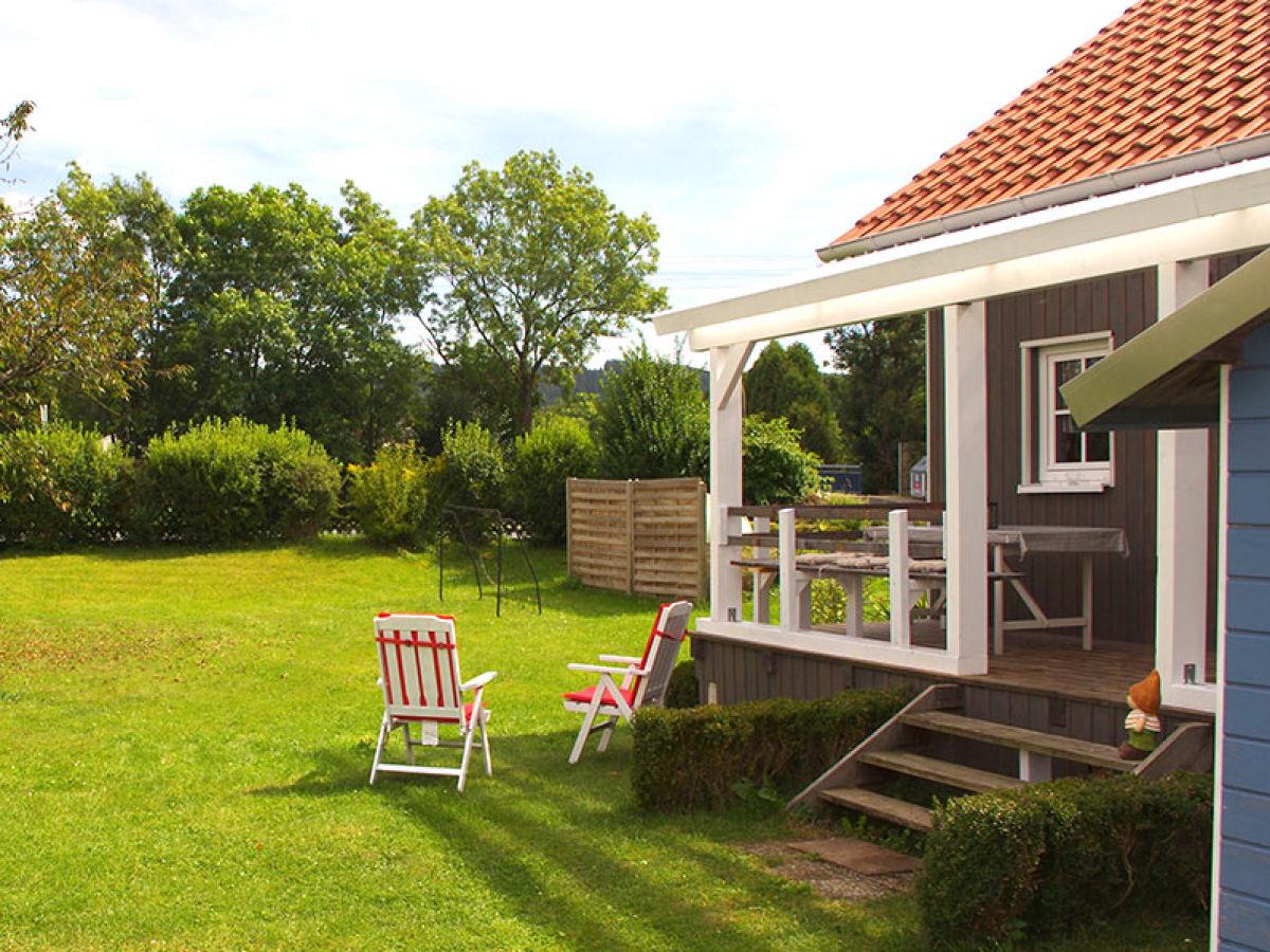 Ferienhaus mei dehamm stockheim oberfranken frau marion lang - Terrasse mit garten ...