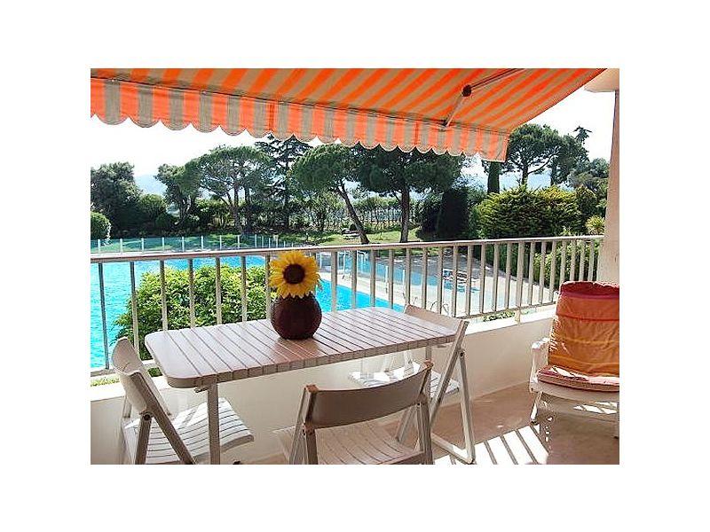 Apartment in der Pool-Residence Le Mont Joyeux