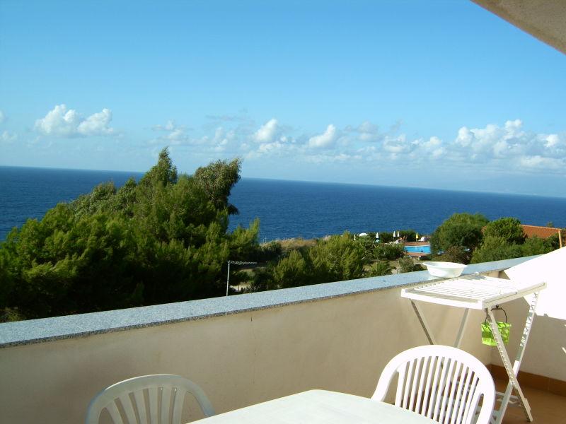 Holiday apartment bei Tropea (Zambrone)