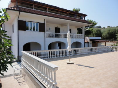 Zambrone, bei Tropea